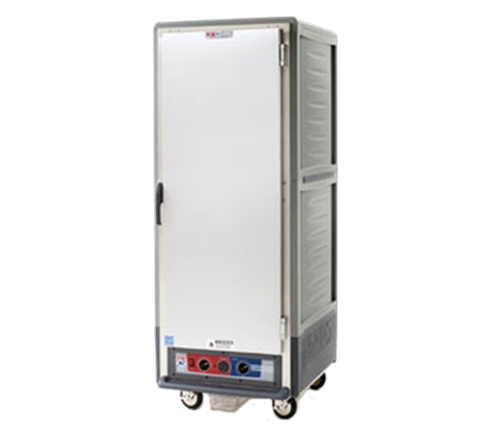 Metro C539-CLFS-L-GYA C5™ 3 Series Heated Holding & Proofing Cabinet