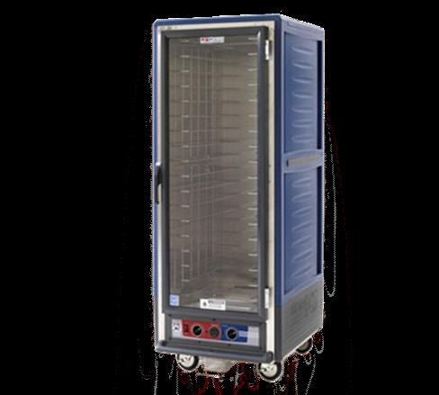 Metro C539-HFC-4-BUA C5™ 3 Series Heated Holding Cabinet
