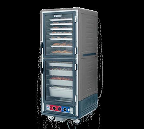 Metro C539-HLDC-L-GYA C5™ 3 Series Heated Holding Cabinet