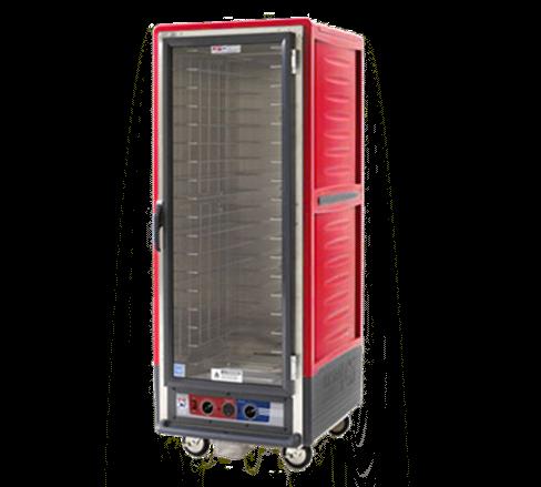 Metro C539-HLFC-LA C5™ 3 Series Heated Holding Cabinet
