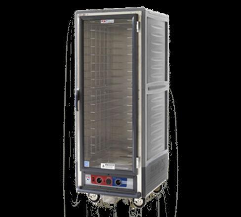 Metro C539-HLFC-U-GY C5™ 3 Series Heated Holding Cabinet