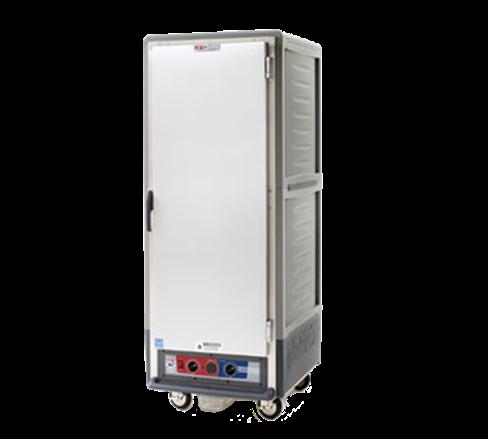 Metro C539-MFS-L-GYA C5™ 3 Series Moisture Heated Holding & Proofing