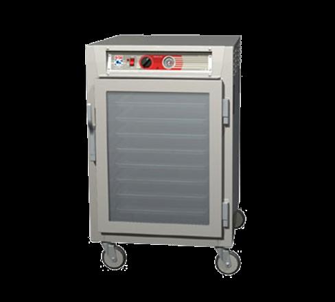 Metro C565-NFC-L C5™ 6 Series Heated Holding Cabinet