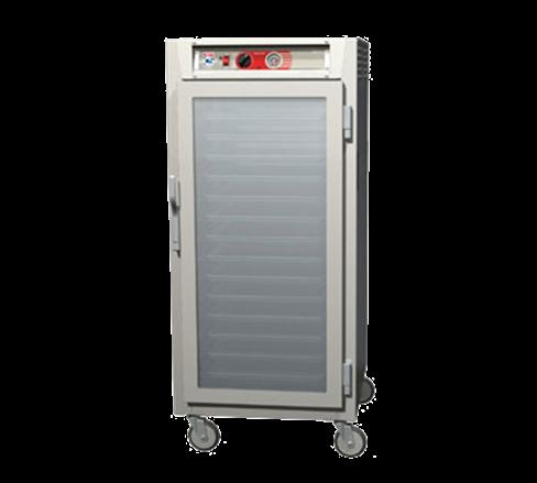 Metro C567-NFC-LA C5™ 6 Series Heated Holding Cabinet