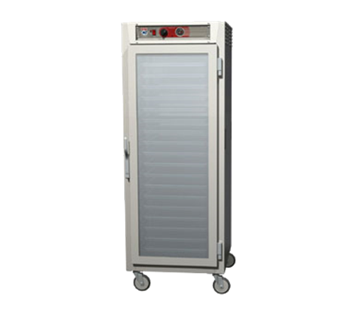Metro C569L-SFC-UPFCA C5™ 6 Series Heated Holding Cabinet