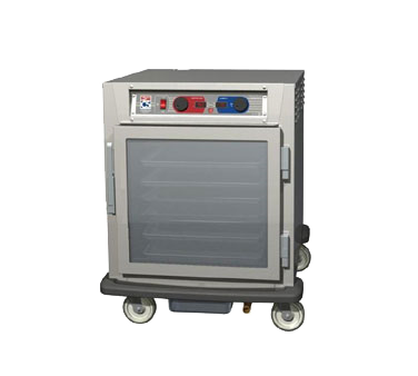 Metro C593L-NFC-UA C5™ 9 Series Controlled Humidity Heated Holding &