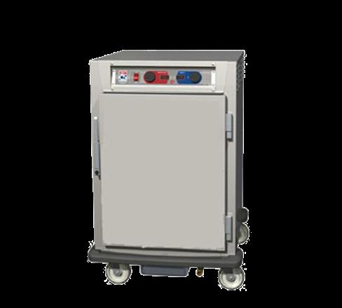 Metro C595L-SFS-LPFCA C5™ 9 Series Controlled Humidity Heated Holding &