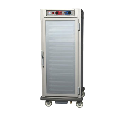 Metro C597-SFC-LA C5™ 9 Series Controlled Humidity Heated Holding &