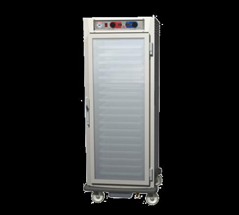 Metro C599L-SFC-UPFSA C5™ 9 Series Controlled Humidity Heated Holding &
