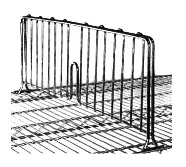 Metro DD18BL Super Erecta® Shelf Divider