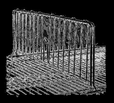 Metro DD18C Regular Erecta® Shelf Divider