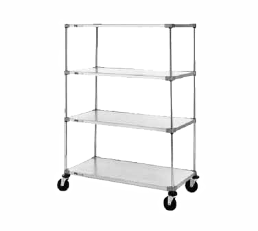 Metro F536EG Super Erecta® Stem Caster Cart