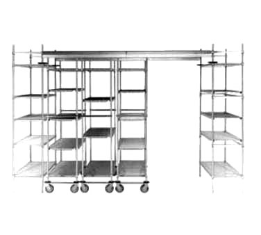 Metro FPS20N High-Density Top-Track Floor Pad Protectors