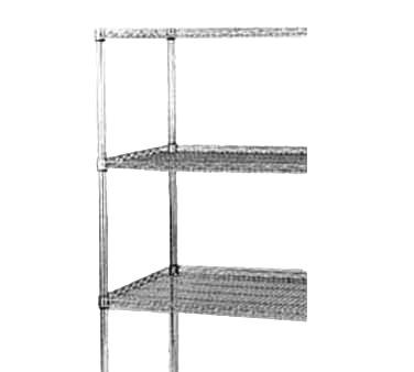 Metro HDM2136W Super Erecta® Drop Mat Shelf