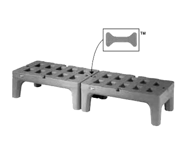 Metro HP2230PDMB Metro Bow-Tie™ Dunnage Rack