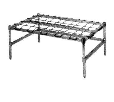 Metro HP52K3 Super Erecta® Dunnage Rack with Mat