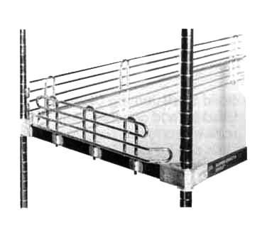 Metro L48WC Super Erecta® Shelf Ledge