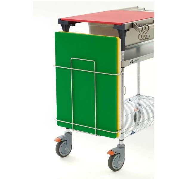 "Metro MS-CBE PrepMate® End Load Cutting Board Holder (18""Deep)"