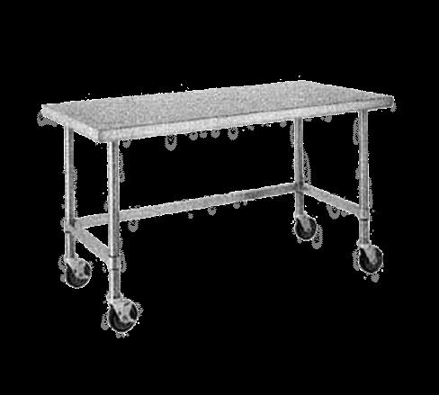 Metro MWT307FC HD Super™ Mobile Work Table