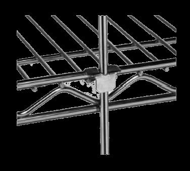 Metro R72S Super Erecta® Rod & Tabs