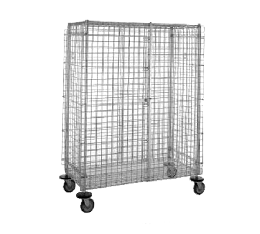 Metro SEC56LK3 Super Erecta® Security Unit