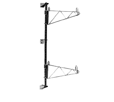 Metro SW41C Super Erecta® Wall Mounts