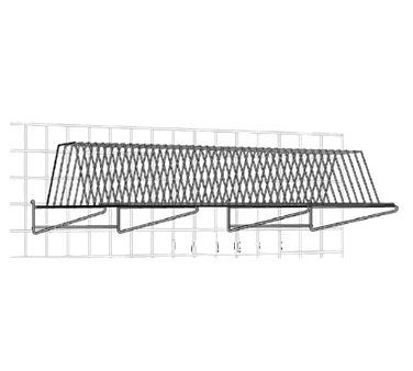 Metro TDR48K3 SmartWall G3 Tray Drying Rack