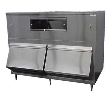 MGR Equipment SP-3200-2PC-SS Ice Bin