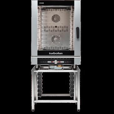 Moffat EC40D10/2 Turbofan® Combi Oven