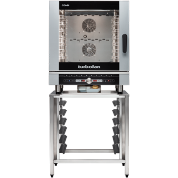 Moffat EC40D7 Turbofan® Combi Oven