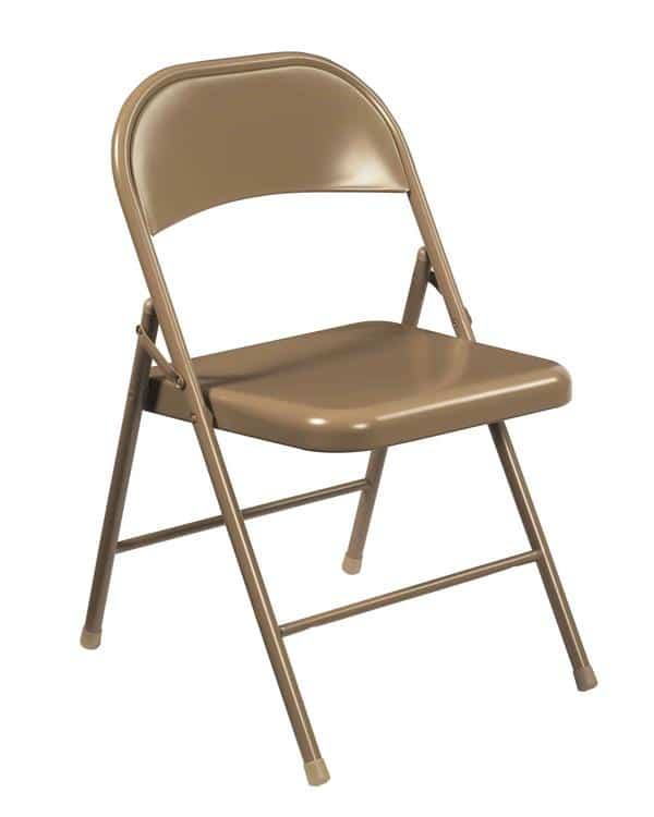 National Public Seating 901 All-Steel Commercialine Folding Chair