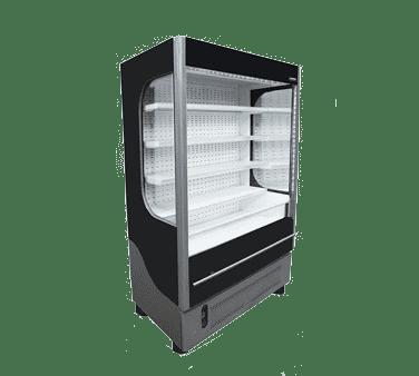 Ojeda ALPA 120 51.50'' Air Curtain Open Display Merchandiser with