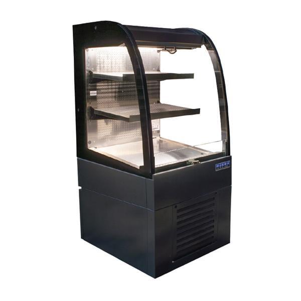 Ojeda ALPA-36-SS 25.40'' Air Curtain Open Display Merchandiser with