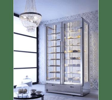 Oscartek PROVINO II GS702 Provino II Glass Shelving Showcase/Display