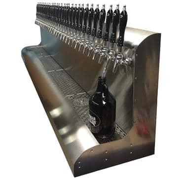 Perlick Corporation Corporation 3076-6 Modular Draft Beer Dispensing Tower