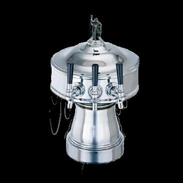 Perlick Corporation Corporation 4005D3BLG Gambrinus Draft Beer Tower