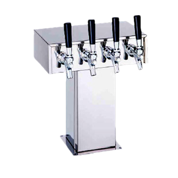 Perlick Corporation Corporation 4006-2B Tee Draft Beer Tower