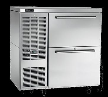 Perlick Corporation Corporation BBS36C Tobin Ellis Signature Refrigerated  Drawer Cabinet