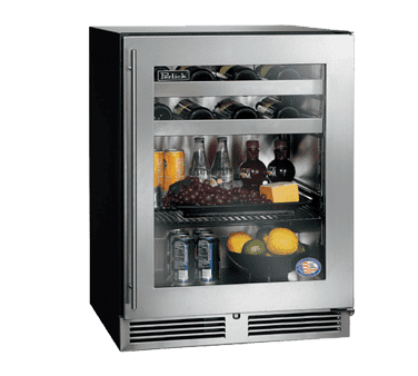 Perlick Corporation HB24BS4 ADA Series Beverage Center