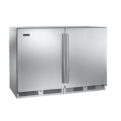 Perlick Corporation HC48RW4 C-Series Dual Zone Refrigerator
