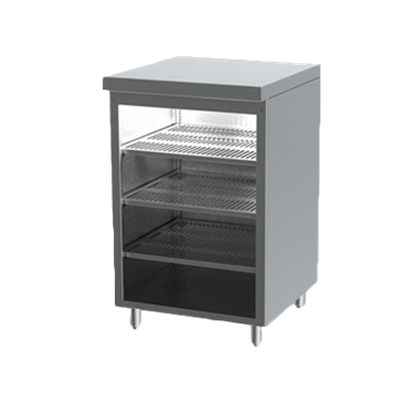 Perlick Corporation Corporation DBGS-30 Back Bar Glass Storage Cabinet