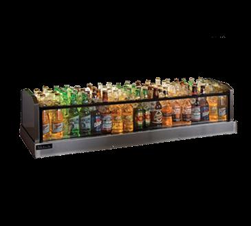 Perlick Corporation Corporation GMDS14X54 Glass Merchandiser Ice Display