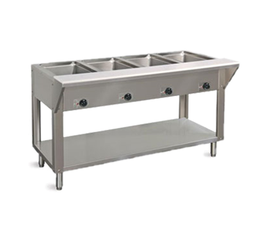 Piper Products/Servolift Eastern DB-2-HF Design Basics Hot Food Table