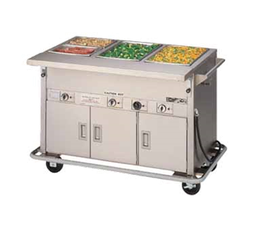 Piper Products/Servolift Eastern DME-5-PTS-BH Pipermatic Serving Counter