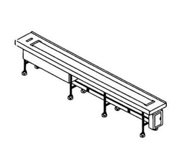Piper Products/Servolift Eastern FABRIC-16 Conveyor