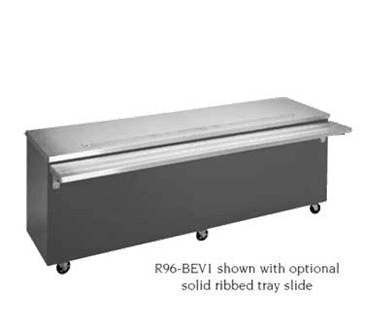 Piper Products/Servolift Eastern R4-BEV2 Reflections Beverage Counter