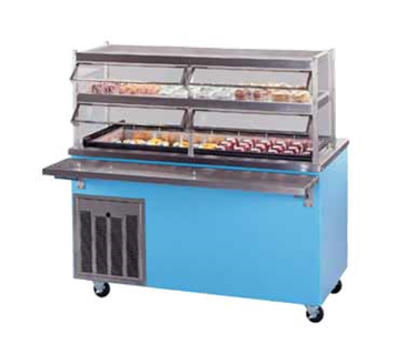 Piper Products/Servolift Eastern R6-FT Reflections Frost Top Serving Counter