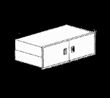 Piper Products/Servolift Eastern RHD-96 Hinged Doors for Understorage