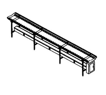 Piper Products/Servolift Eastern SSC-16 Conveyor