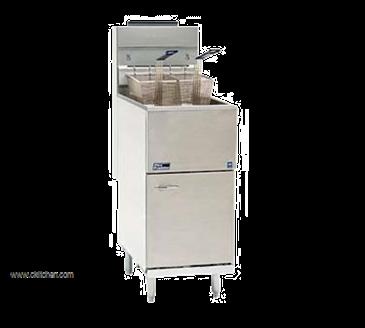 Pitco Frialator 35C+S Fryer